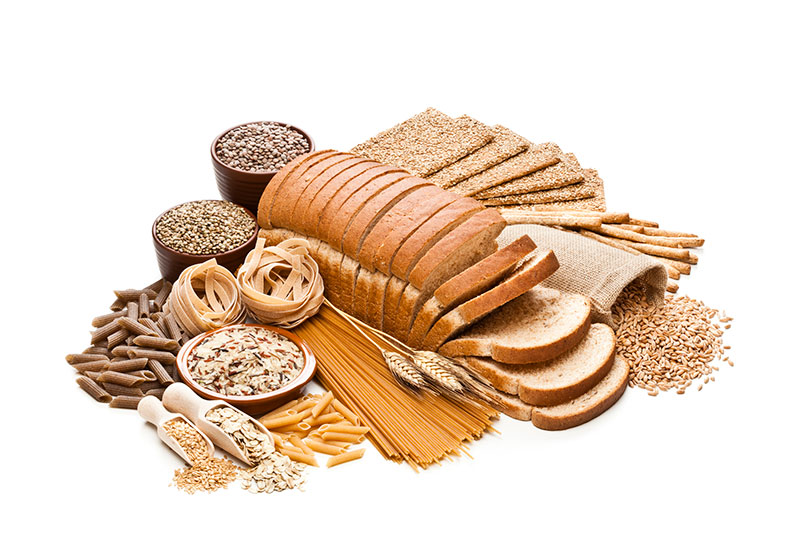 Wholegrain and dietary fiber food