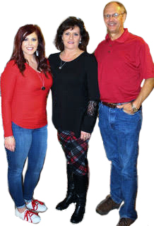 Family lost weight together