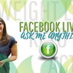 Facebook Live AMA